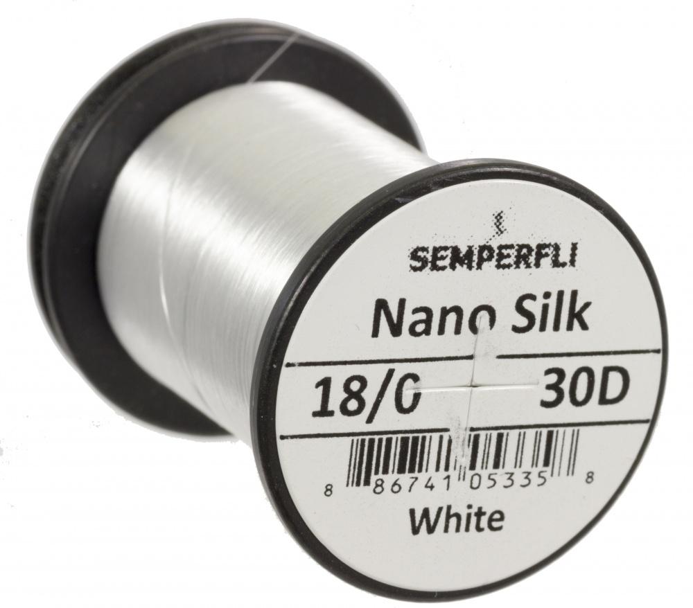 Hilo de Montaje Nano Silk 18/0 30D Semperfli