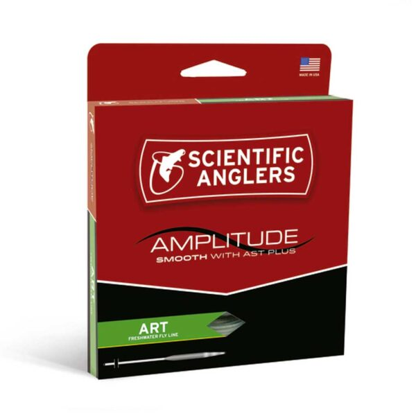 LINEA SCIENTIFIC ANGLERS AMPLITUDE SMOOTH ART FLY LINE