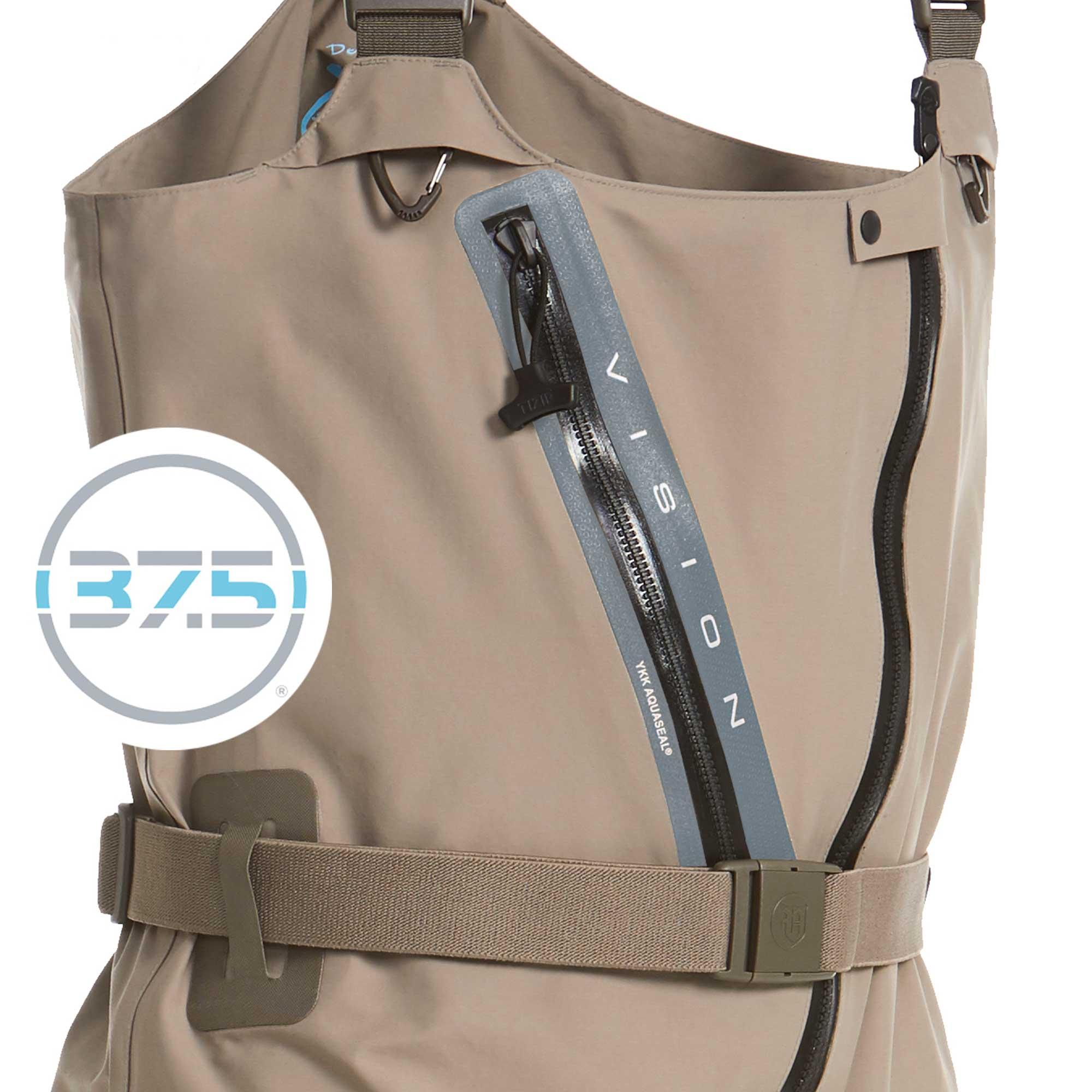 vadeador-vision-scout-2.0-zip-cremallera