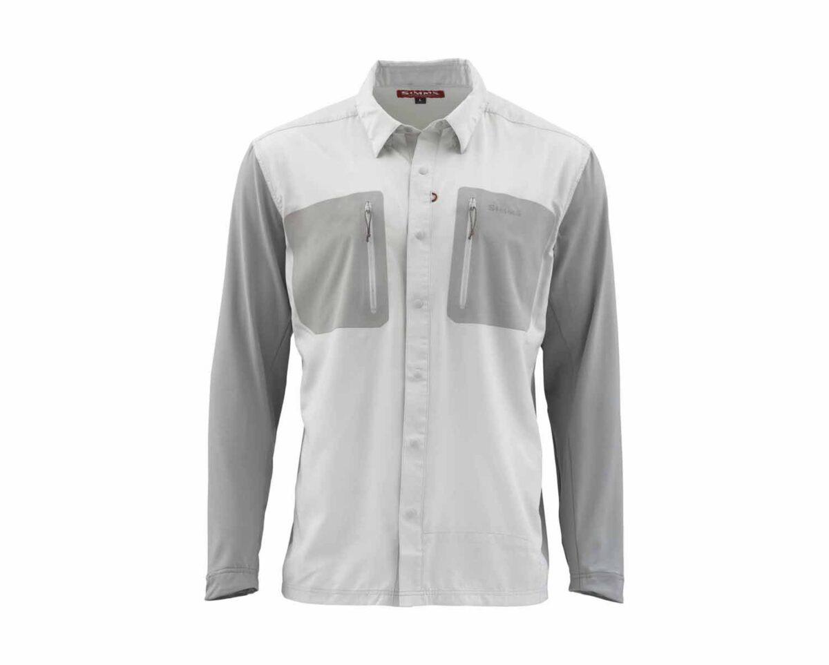 Camisa Simms TriComp Cool Fishing Shirt 2020