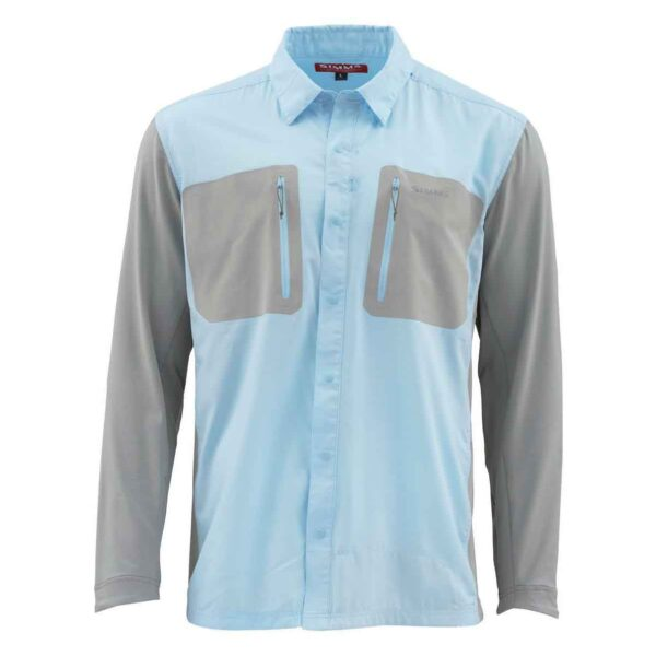 Camisa Simms TriComp Cool Fishing Shirt 2020
