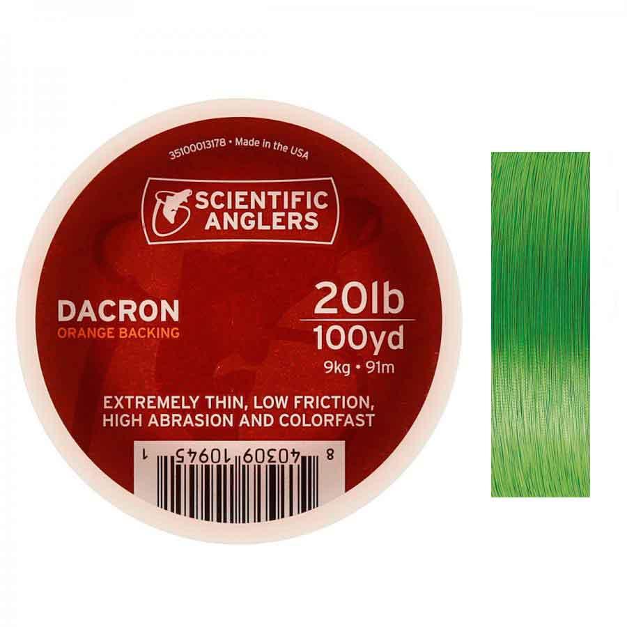 Backing-Scientific-Anglers-Pesca-Mosca-Dacron-20lb
