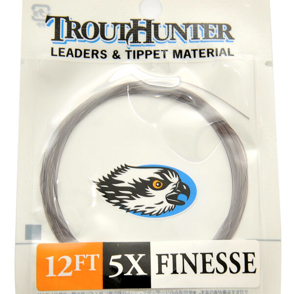Bajo de Linea Cónico TroutHunter Leader Finesse