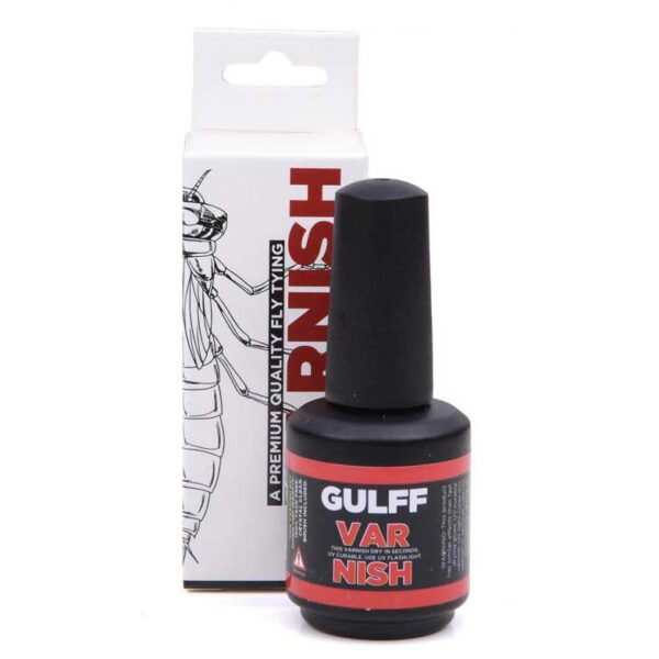 Barniz Gulff UV Varnish Clear