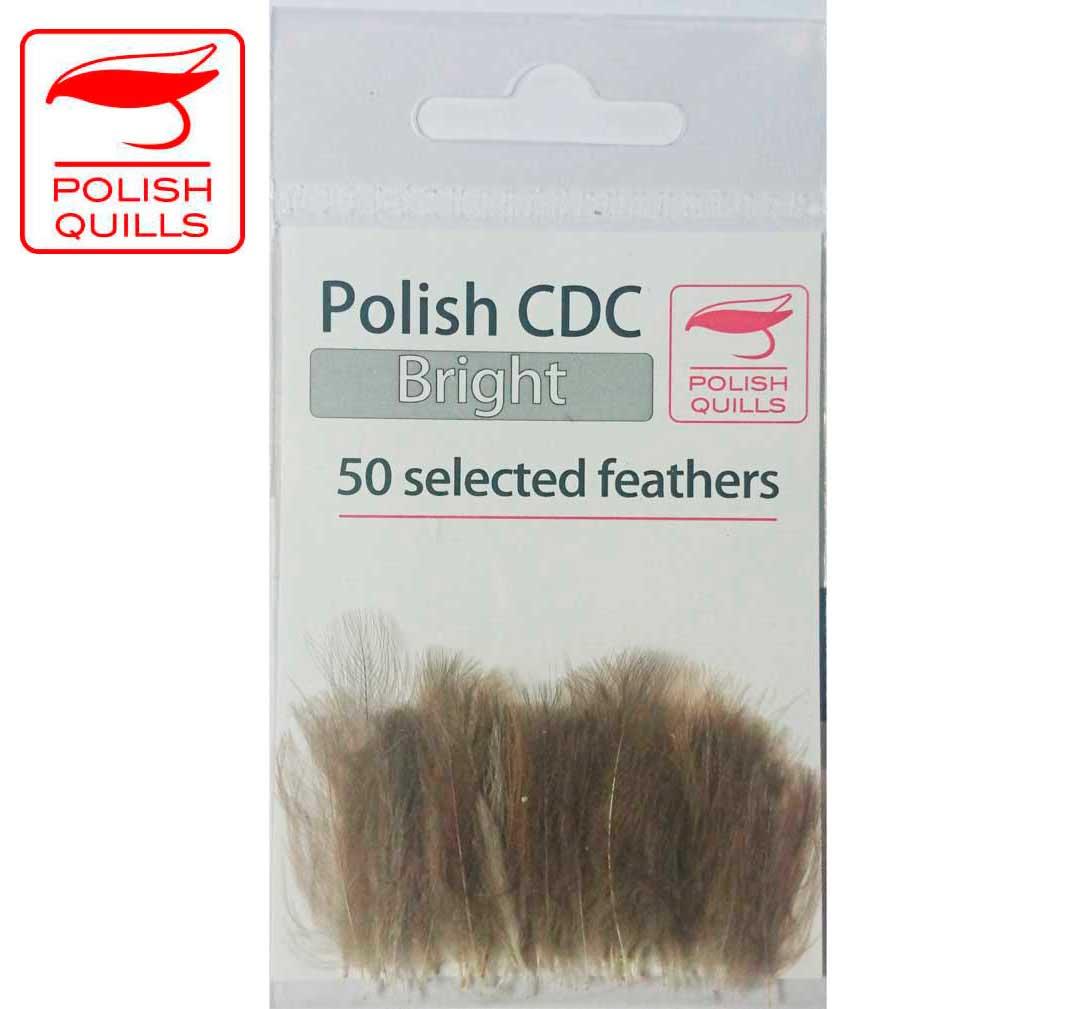 Plumas de CDC Pato Salvaje Polish Quills Seleccionadas