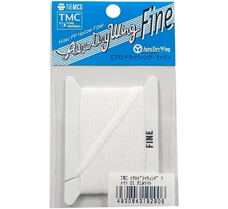 Aero Dry Wing Fine Tiemco