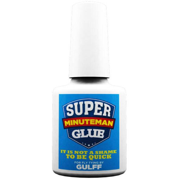 Gulff Super Minuteman Glue