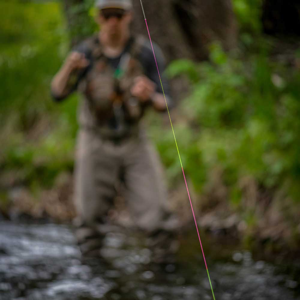 Hilo Vision Nymphmaniac Two Tone Tippet