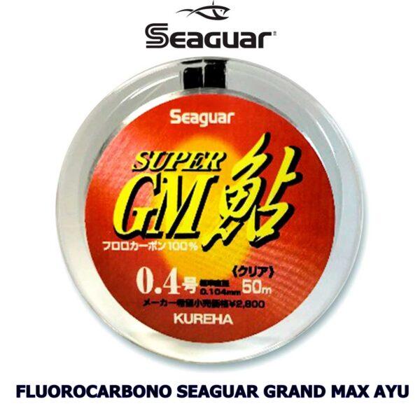 Seaguar Grand Max Ayu Fluorocarbono
