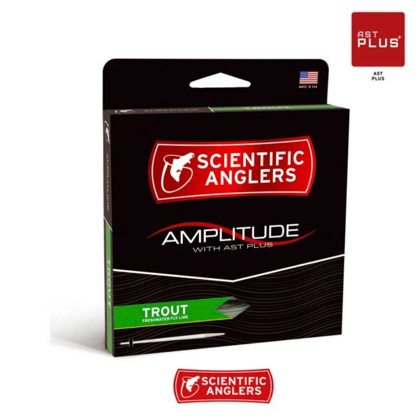 Linea Scientific Anglers Amplitude Trout Fly Line