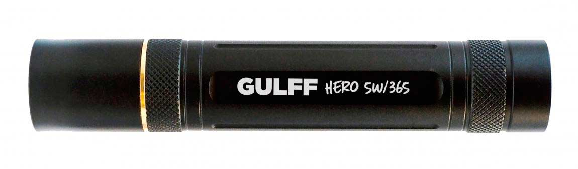 linterna-gulff-hero-uv-flashlight