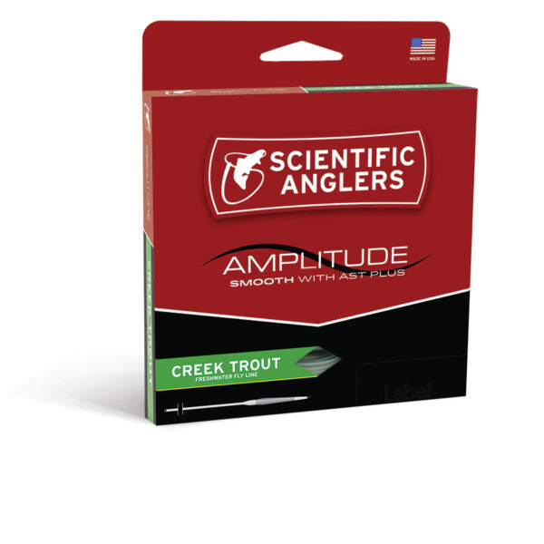 Linea Scientific Anglers Amplitude Smooth Creek Trout Fly Line