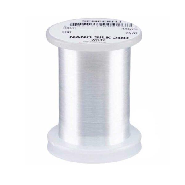 Hilo Montaje Nano Silk 24/0 (20D)
