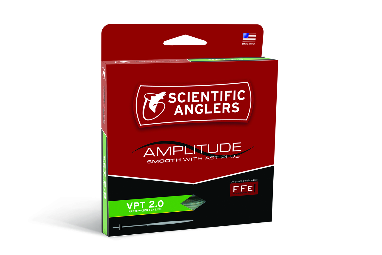 Linea Scientific Anglers Amplitude Smooth VPT 2.0 Fly Line