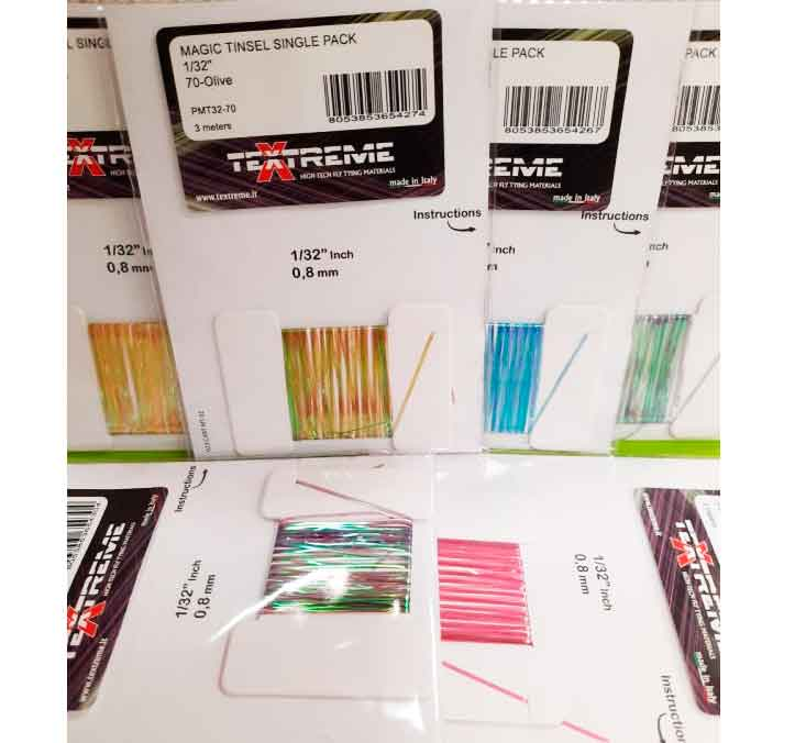 Textreme Magic Tinsel Single Pack