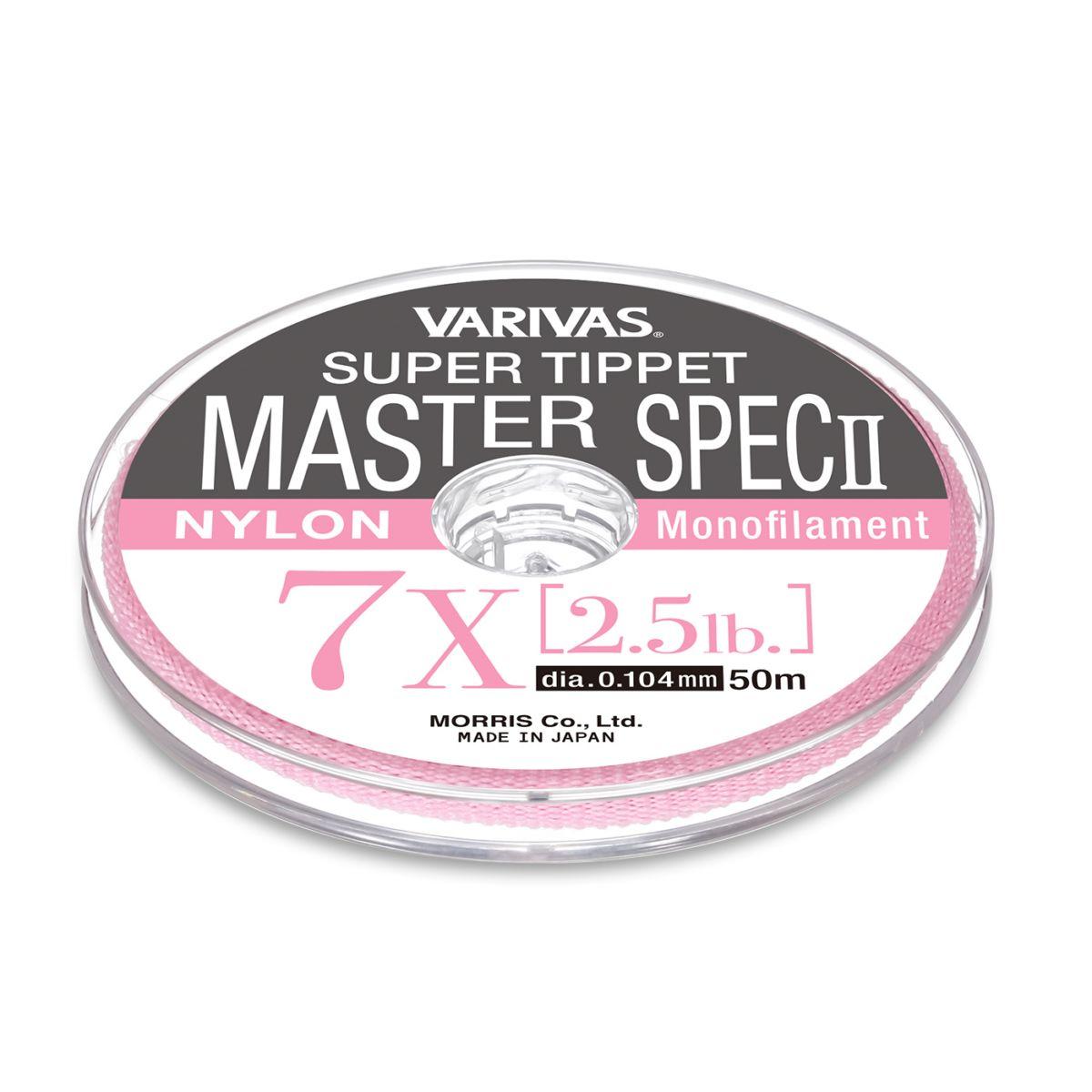 VARIVAS MASTER SPEC II SUPER TIPPET NYLON